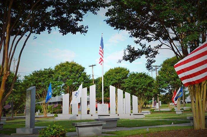 Town of Cowpens SC | Veterans Park